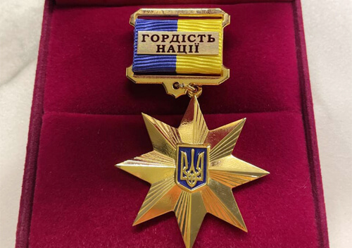Засновник підприємств у Шепетівському районі став лауреатом «Гордість нації»