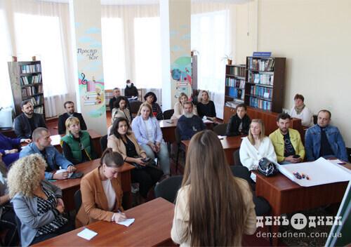 У Шепетівці обговорювали стратегію розвитку соціальної сфери громади