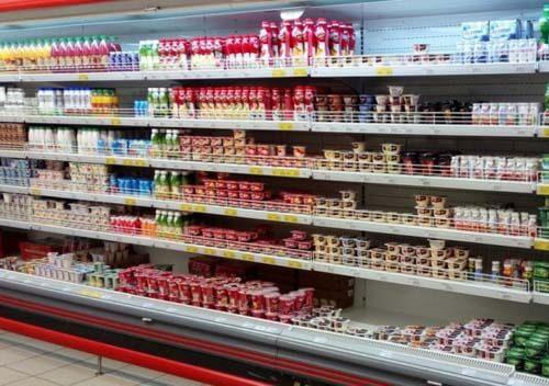 На прилавки магазинів Хмельниччини потрапили небезпечні йогурти з Італії