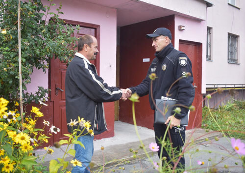 На Шепетівщині впроваджують проєкт «Безпечний будинок»