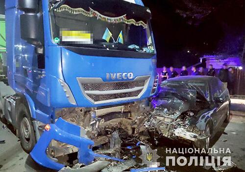 22-річний мешканець Шепетівщини скоїв ДТП, в якій травмувалася пасажирка із сусідньої області