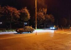 У Шепетівці на пішохідному переході збили двох дівчаток (Оновлено)