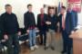 В Ізяслав навідалися благодійники з Великобританії
