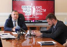 Конкурсні фільми Хмельницького кінофестивалю планують демонструвати і в Шепетівці