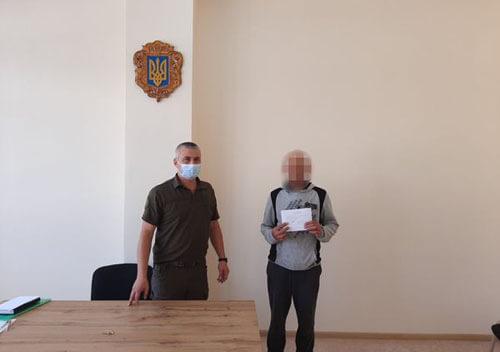 Засуджені ШВК №98 отримали картки платників податків