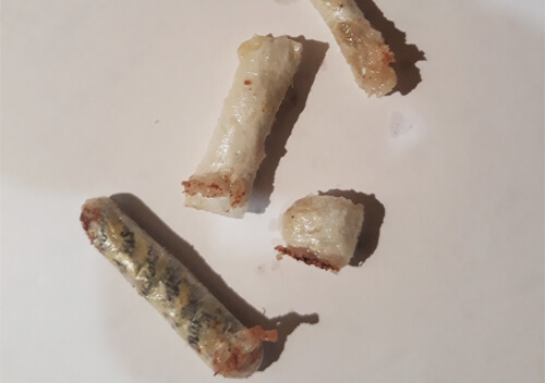 У Райківецьку колонію засудженому передали фаршировані кістки курячих гомілок