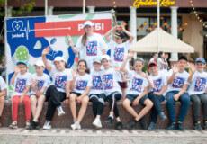 Судилківські ліцеїсти беруть участь у Дитячому марафоні JuniorZ