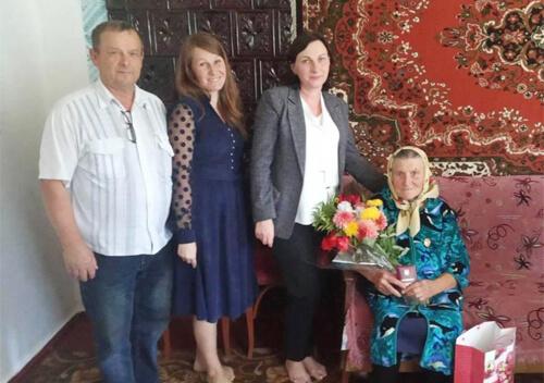 На Шепетівщині селянці присвоїли почесне звання