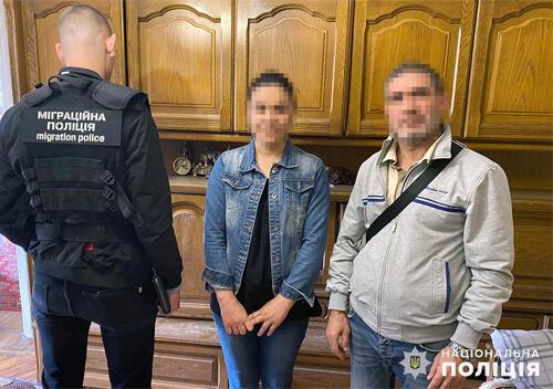 Із Хмельницького депортують громадянку Азербайджану