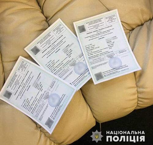 У поліції розповіли, як перевірятимуть COVID-сертифікати у випадку запровадження локдану