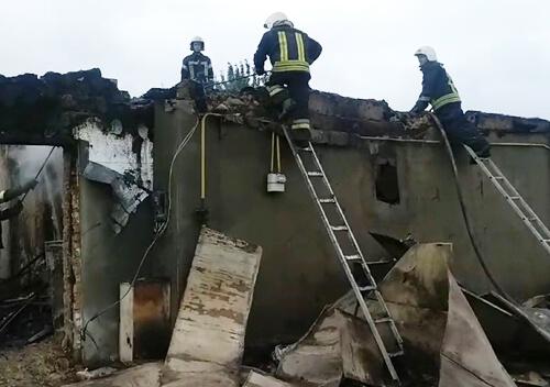 На Хмельниччині пожежа забрала життя чоловіка і жінки