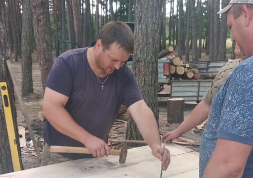 У Шепетівському районі лісівники створюють нові зони відпочинку