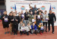 Самбісти Хмельниччини здобули 27 медалей на чемпіонаті України