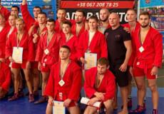 Нацгвардійці з Нетішина здобули бронзу на всеукраїнському турнірі