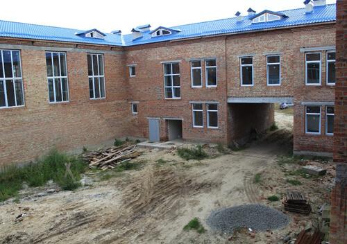 У будівництво славутської школи цьогоріч спрямують понад 45 млн гривень