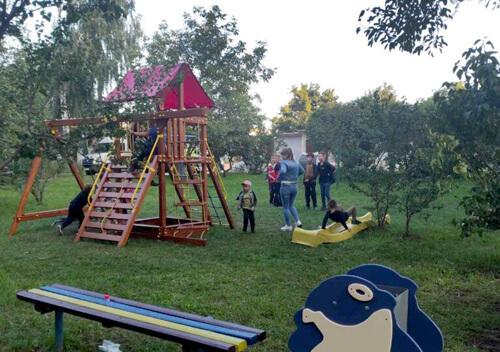 До 1 вересня у Славуті реалізували ще один проєкт за кошти громадського бюджету