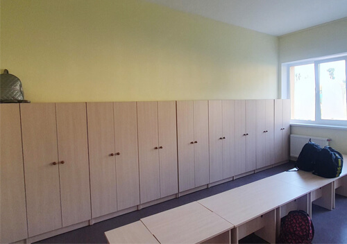У селі на Шепетівщині урочисто відкрили шкільний спортзал вартістю 11,5 млн грн