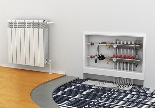 Проектування сучасних систем опалення