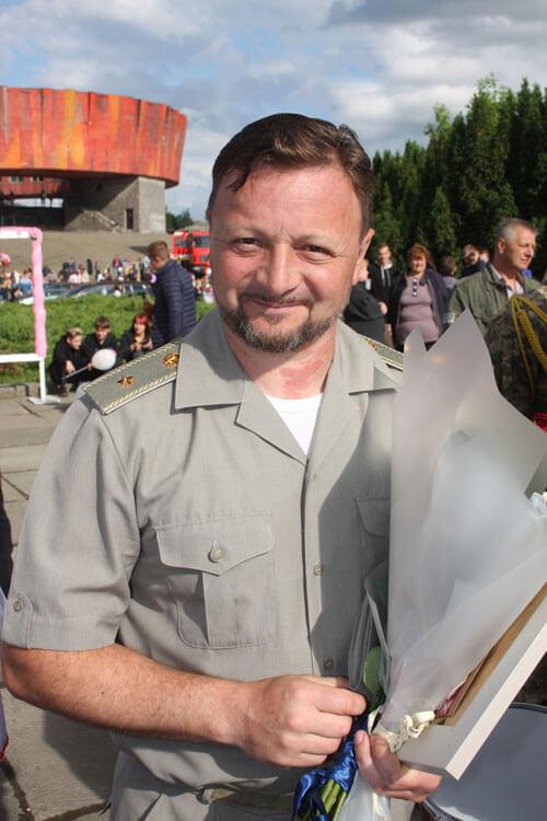 Шепетівського вчителя «Захисту України» визнано найкращим на Хмельниччині
