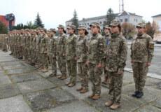 Шепетівські військові ліцеїсти урочисто склали обітницю