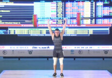 Шепетівчанин піднявся на п'єдестал чемпіонату світу з важкої атлетики