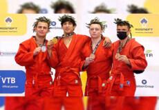 Нетішинець став бронзовим призером чемпіонату світу з самбо