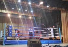 Шепетівська команда виборола «золото» Відкритого чемпіонату з боксу