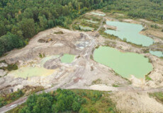 На Шепетівщині екоінспектори викрили незаконний видобуток корисних копалин
