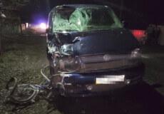 На Хмельниччині п'яний водій, який збив на смерть двох велосипедистів, проведе за гратами 8 років