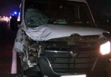 У Хмельницькому загинув пішохід, особу якого встановлює поліція