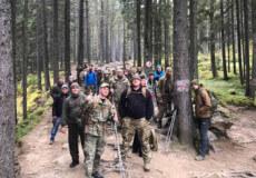 Військовослужбовці та ветерани з Хмельниччини підкорили «Говерлу» в пам'ять про побратимів