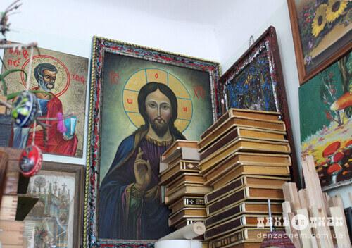 У Шепетівці художники написали чимало копій відомої картини Рєпіна