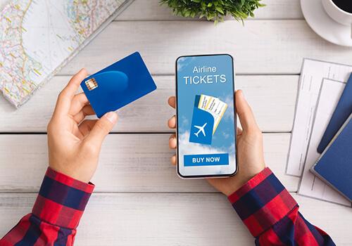 Особливості покупки авіаквитків онлайн