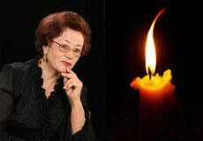 Через ускладнення від коронавірусу померла Заслужена артистка України