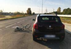 У Нетішині водій відкрив двері автівки і смертельно травмував літнього велосипедиста