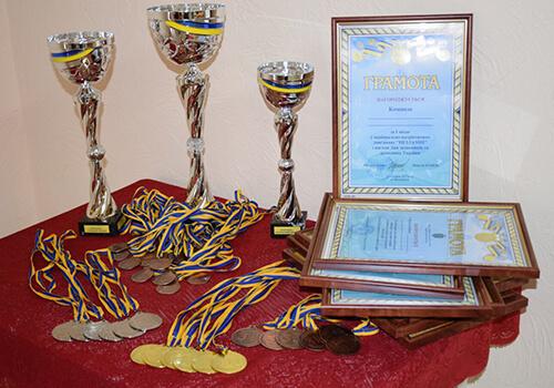 У Шепетівці відбулися національно-патріотичні змагання