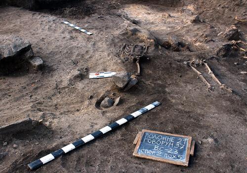 На Шепетівщині археологи шукають підземний хід біля костелу
