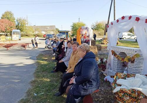 У Шептівській ТГ відзначили День села Пліщина
